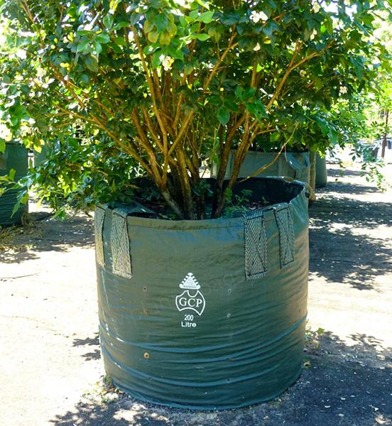 200 Litre Woven Planter Bags Nursery And Garden Supplies