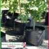 60 litre Squat Poly Planter Bags at Nursery and Garden Supplies - for more info go to nurseryandgardensupplies.com.au