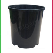 0 140mm pakwell pot black 3