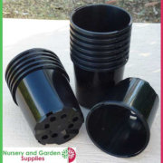 100mm-Plastic-Pot-Slimline-Black-4