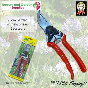 Gardening Secateurs Straight design