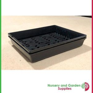 349mm Seedling Tray in Hydro Tray - for more info go to nurseryandgardensupplies.com.au