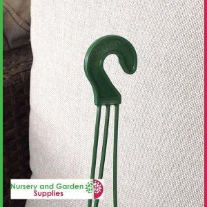 115mm Hanging pot Green - for more info go to nurseryandgardensupplies.com.au