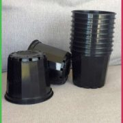 70mm-decorative-plant-Pot-Black-4