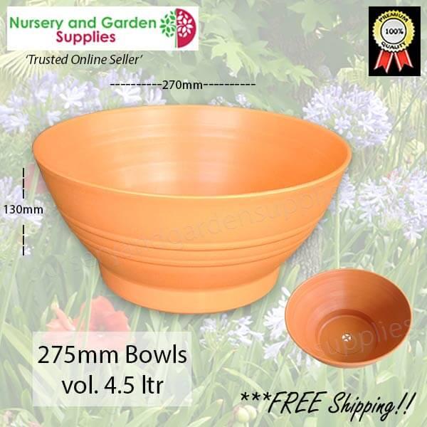 275mm Country Garden Plant Bowl - for more info go to nurseryandgardensupplies.com.au