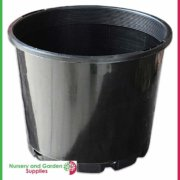 125mm-Squat-Plant-Pot-Black-2