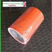 Orange-Self-tie-Loop-Lock-Plant-Tags-Vinyl-Label-5