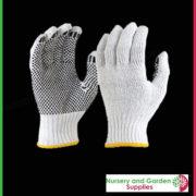 Knitted-Poly-Cotton-Maxisafe-Garden-Glove-polka-dot-2