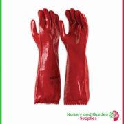 45cm-Red-PVC-Gauntlet-Maxisafe-Garden-Spray-Glove-2