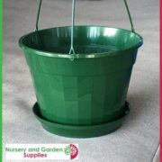 170mm-Hanging-pot-Green-2