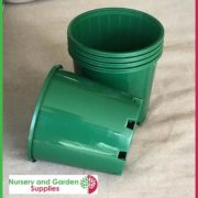 200mm-Slimline-Plant-Pot-Green-2