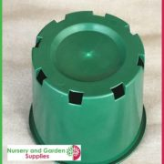 200mm-Slimline-Plant-Pot-Green-4