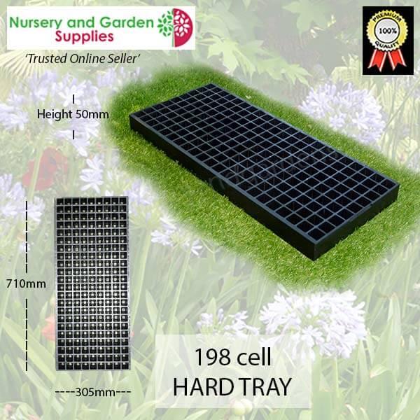 198 cell Plant Tray - for more info go to nurseryandgardensupplies.com.au