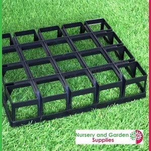 20 Cell Pot Crate - for more info go to nurseryandgardensupplies.com.au