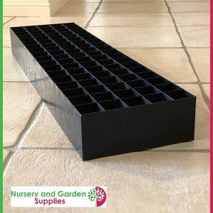 90 cell Plant Tray - for more info go to nurseryandgardensupplies.com.au