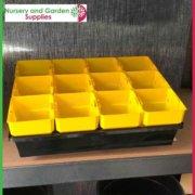 100mm-Square-Punnet-Pot-Yellow-4