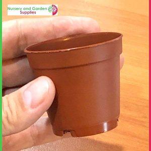 55mm Teku Standard Pot - for more info go to nurseryandgardensupplies.com.au