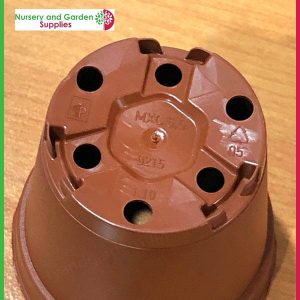55mm Teku Standard Pot - for more info go to https://nurseryandgardensupplies.com.au/