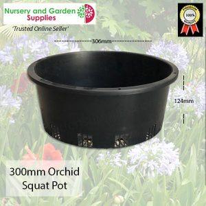 300mm ORCHID Squat Pot