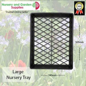 Large Nursery Tray Mesh Base