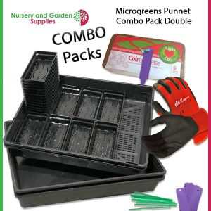 Microgreens Punnet Combo Double Pack