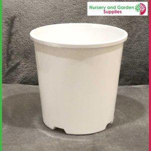 150mm Standard Pot White