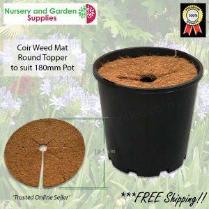 16.5cm Coir Weed Mat