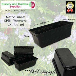 Open Seedling Punnet METRIC