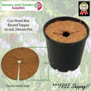 18.5cm Coir Weed Mat